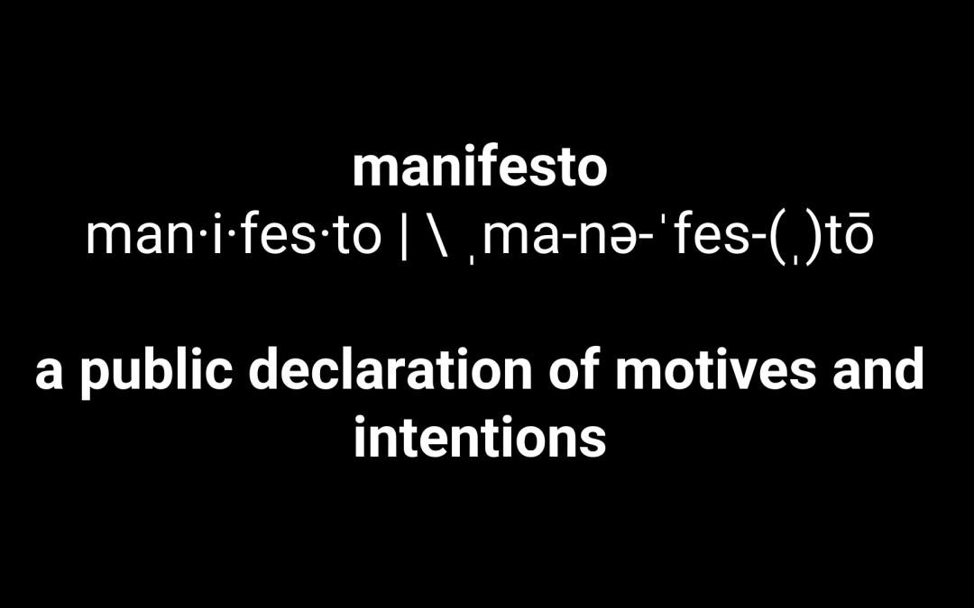Agile Consulting Manifesto
