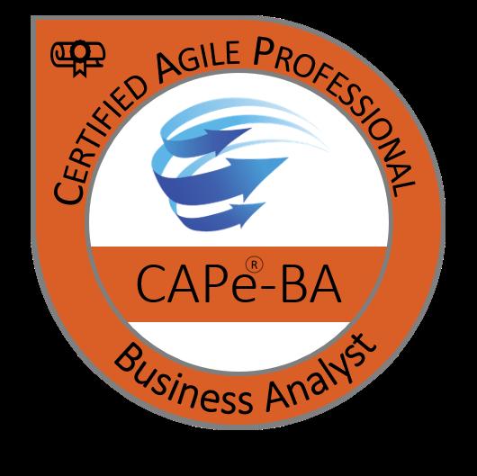 CAPe-Ba Certification Digital Badge